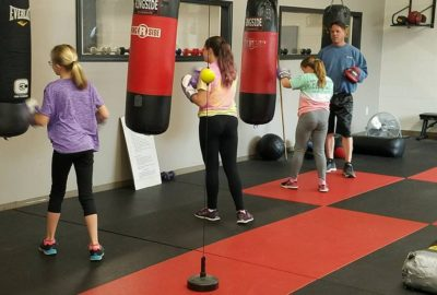 Kids Boxing!